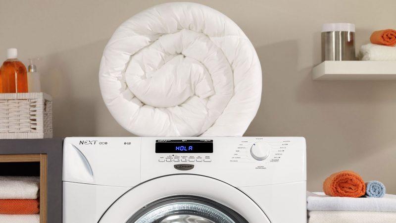 Lavar Acolchado