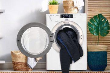 Como lavar camperas de Invierno