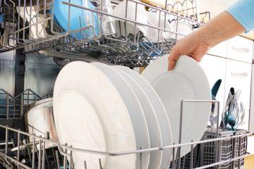 ¿Cómo usar un lavavajillas?
