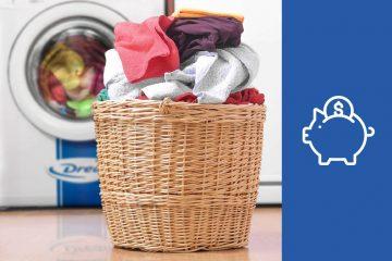 Ahorrar mientras lavas Rec